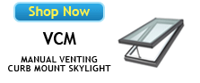 Velux VCM No Leak Curb Mounted Skylights Available at Best Skylights.com