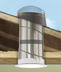 Velux Sun Tunnel Residential sun tube