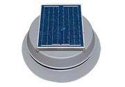 12 Watt Solar Attic Fan by Natural Light