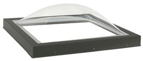 """CG2 4949 - Maintenance Free Commercial Curb Mounted Skylights - 46 1/2"""" x 46 1/2"""""""