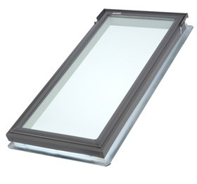 "FS M02 - VELUX Fixed Deck Mount Skylight - 30 1/16"" x 30"""