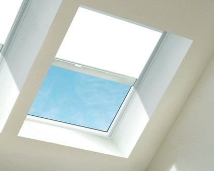 Velux QPF Skylights Manual Blinds  - DKC RFC PAD