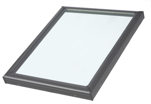 FCM 3434 - Velux Fixed Curb Mount Skylight - 34 1/2&quot; x 34 1/2&quot;