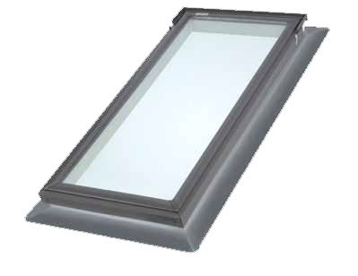 FSR D06 - VELUX Fixed Deck Mount Replacement Skylight - 22 1/2&quot; x 45 3/4&quot;