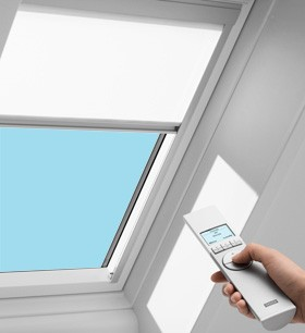 VELUX VCE Skylights Electric Blinds  - DMC RMC