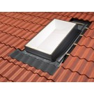 ECW 2222 - Tile Roof Flashing Kit for Curb Mount Skylights size 2222