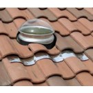 "Tile Skirt for 10"" Natural Light Tubular Skylights"