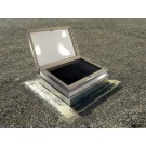 "CVA 3333 - Velux Commercial Roof Hatch Skylights - 30 1/2"" x 30 1/2"""