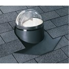 ODL 10 inch Tubular Skylight Kit with Composite Flashing