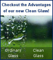 Clean, Quiet and Safe Glass